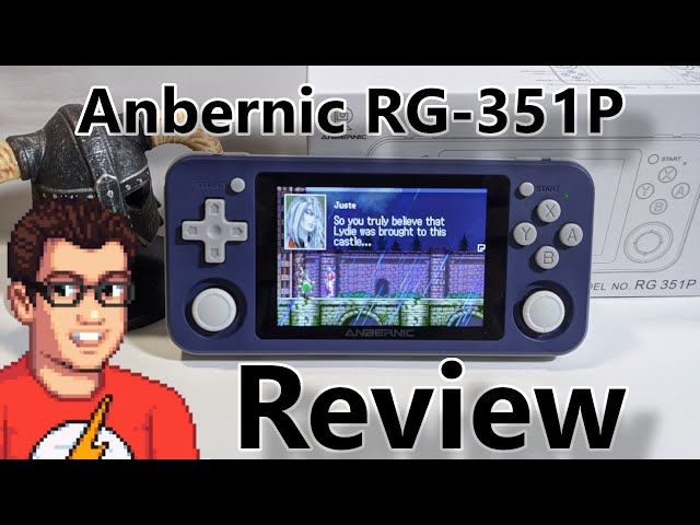 Anbernic RG351P Review - One Step Backward Two Steps Forward