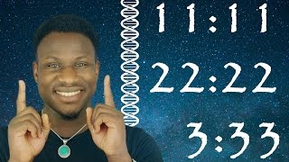 11:11 II Repeating Numbers and Their Meaning II 22:22 II 3:33