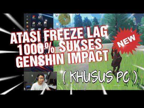 Cara Mengatasi Game Genshin Impact Crash Macet Freeze Keluar Sendiri Di Laptop Pc Youtube