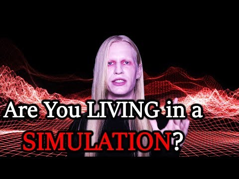 Are You Living in a Simulated Reality?