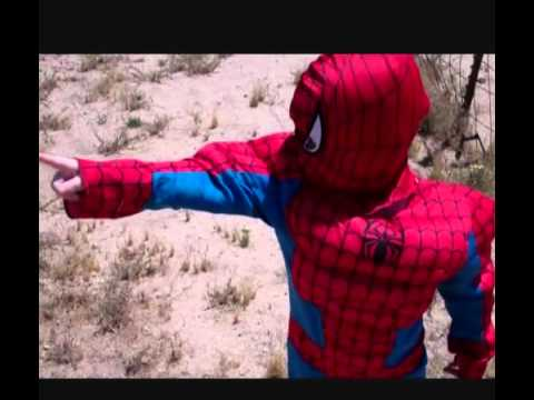 Spiderman Halloween Costumes For Kids