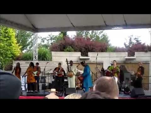 Beautiful African music @ Surrey Fusion Festival 2014