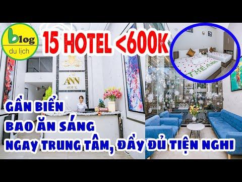 Top 15 khách sạn Đà Nẵng giá rẻ dưới 600k full tiện ích