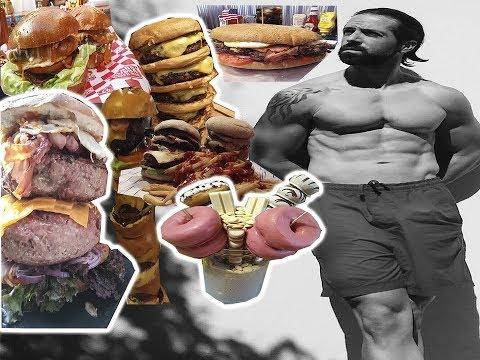 EL SECRETO DE JOE BURGERCHALLENGE - ¿Por qué no estoy gordo?