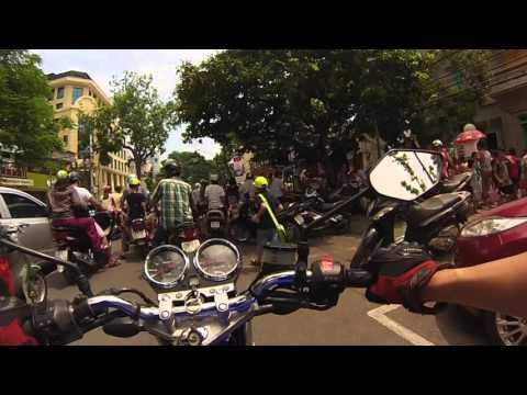 Cross Country Vietnam(2015) Day 12 Hanoi