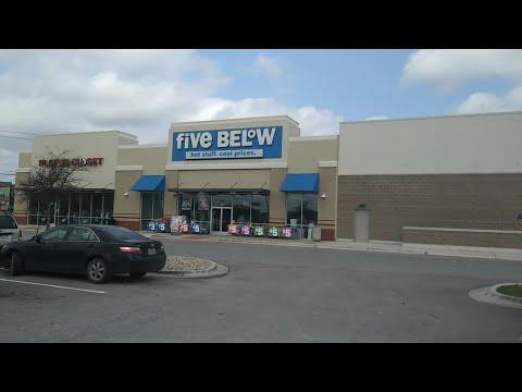 Five Below Card Area Tour 66 8331 Texas 151 San Antonio