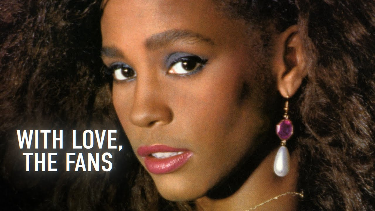 """Whitney Houston - With Love, The Fans: A Tribute to """"The Voice"""""""