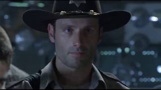 The Walking Dead Guillermo Scene