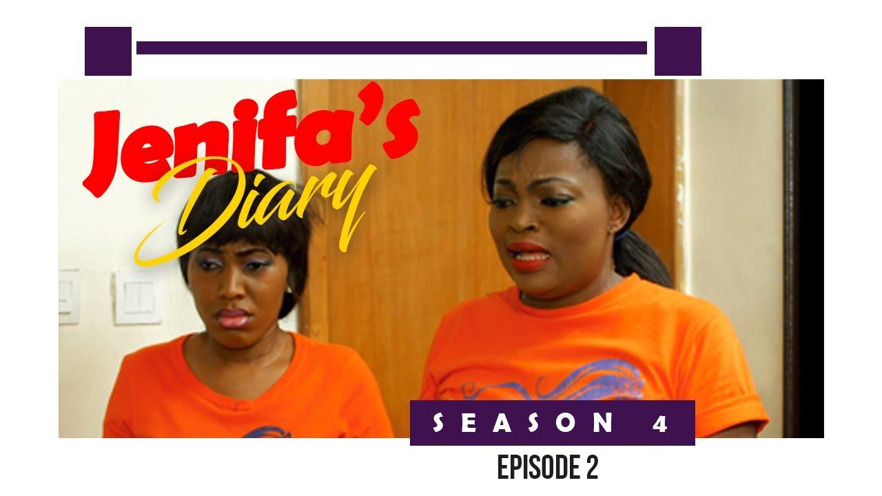 Download Jenifa's Diary Season 4 Episode 2 - OPTION B
