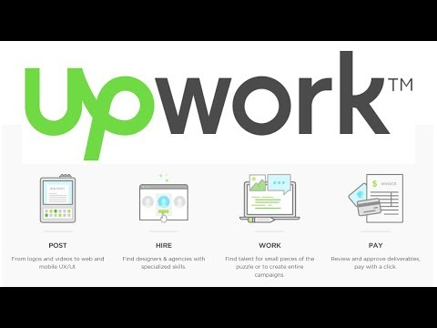 How to Use Upwork to Hire Virtual Assistants - Save Valuable Time by Outsourcing