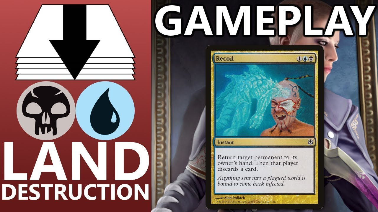 land destruction The latest tweets from land destruction (@landdestruction) a magic: the gathering blog about competitive commander.