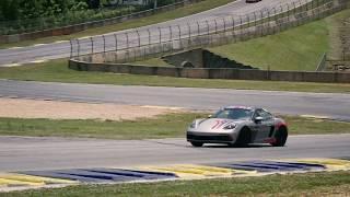 APR 718 2.5T Track Day Testing