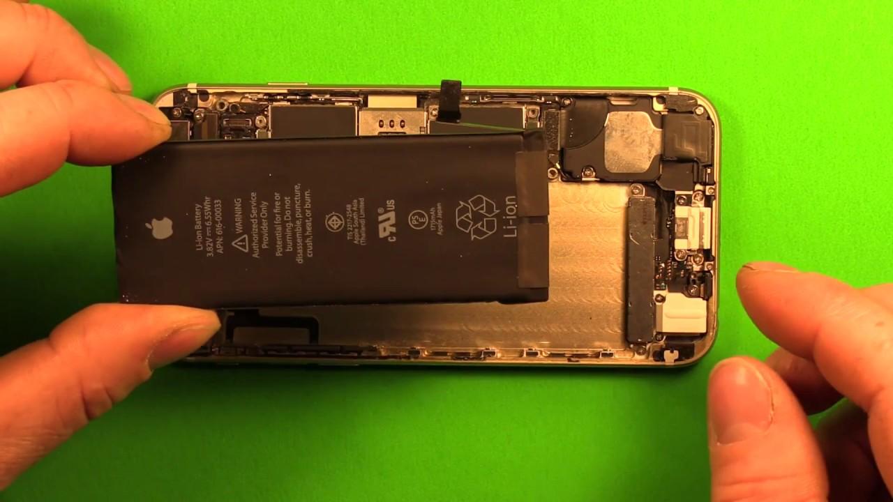 Scanditech Iphone  Battery