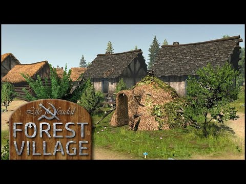 Die Kräuterhexe - Life is Feudal: Forest Village #04 [Gameplay German Deutsch] [Let