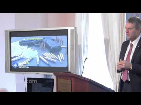 Troels Oerting - Growing Cyber Threat - What is Europe's Response  22 Oct 2015