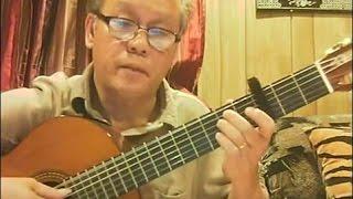 Trúc Đào (Anh Bằng - thơ: Nguyễn Tất Nhiên) - Guitar Cover by Hoàng Bảo Tuấn