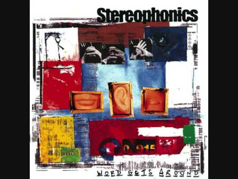 Stereophonics More Life In A Tramps Vest Word Gets Around (high quality)
