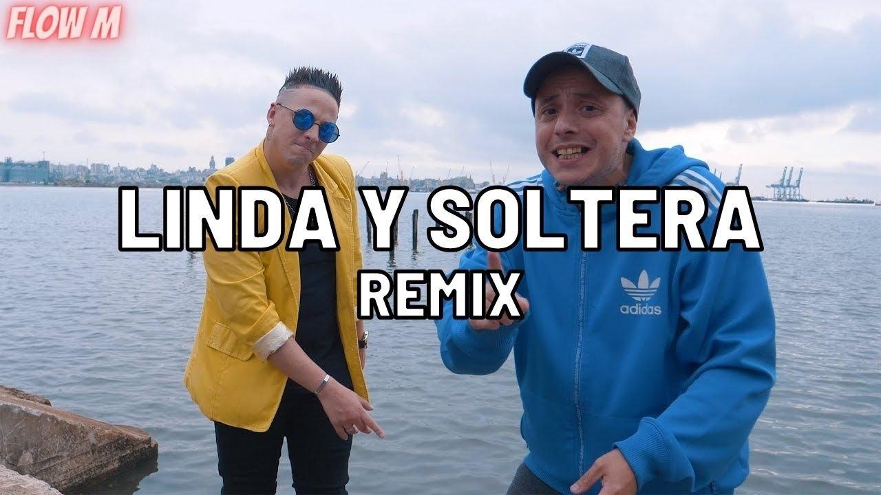 Download El Dipy ✘ Marcos Da Costa - Linda y Soltera [REMIX]