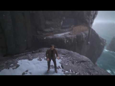 Uncharted 4 Scotland
