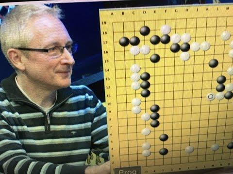 Lee Sedol vs AlphaGo: Der Live-Kommentar zur ersten Go-Partie
