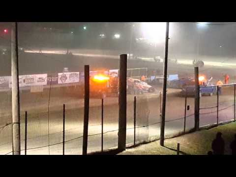 3-12-2016 Mods. Feature at Georgetown Speedway(part3)