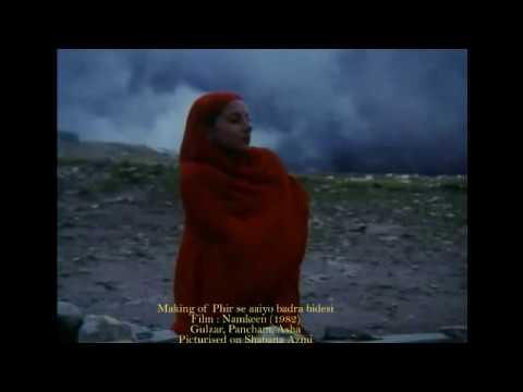 Making of Phir Se Aaiyo Badra Bidesi(Namkeen) : Shabana Azmi, Gulzar, Pancham, Asha