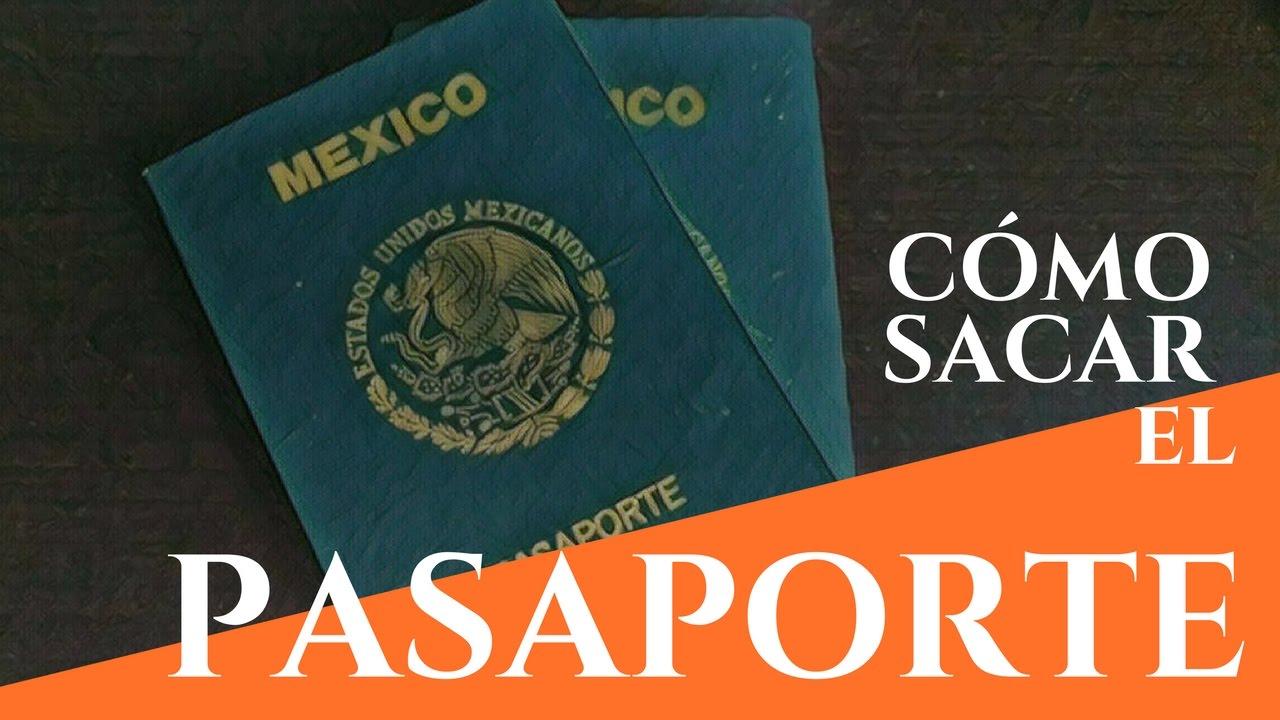 Cómo sacar el pasaporte mexicano | Requisitos