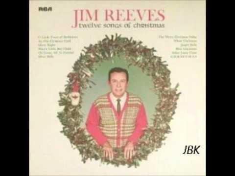 Jim Reeves   Blue Christmas