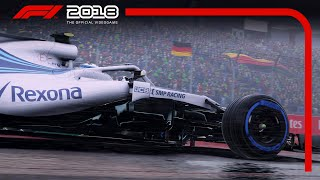 F1® 2018 | ACCOLADES TRAILER | MAKE HEADLINES [UK]