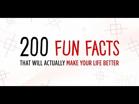 Download 200 Fun Facts That'll Actually Make Your Life Better