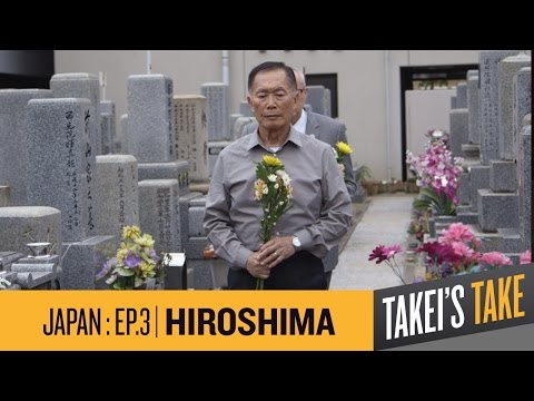 George Takei Reconnects with Family  Hiroshima Part 3  Takei's Take Japan