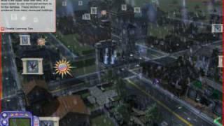 Sim City Societies: The Disasters