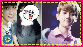 EXO Baekhyun Sold His Phone Number To Girls In High School, True Story