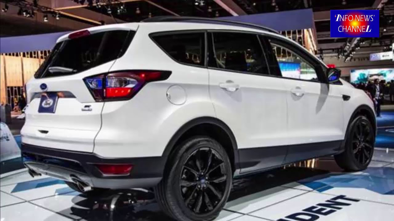 ford escape 2019 redesign and changes - youtube