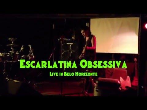 Escarlatina Obsessiva - Androids - Live 2012