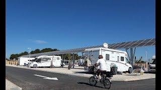 "Stellplatz ""Area Los Alcazares"" Murcia-Spanien"