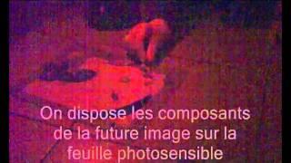 Expérience du photogramme