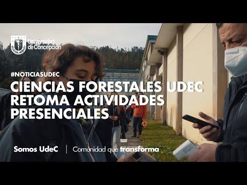 #NoticiasUdeC: Ciencias Forestales UdeC retoma progresivamente actividades presenciales