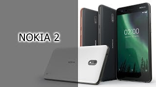 Обзор смартфона Nokia 2
