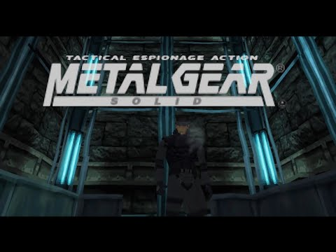 The Themes Of Metal Gear Solid 1 Part 1: War, Torture, Government, Nukes