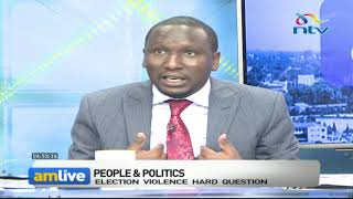 Kibra by-election: ODM had a strategy to scare away voters - Cheruiyot