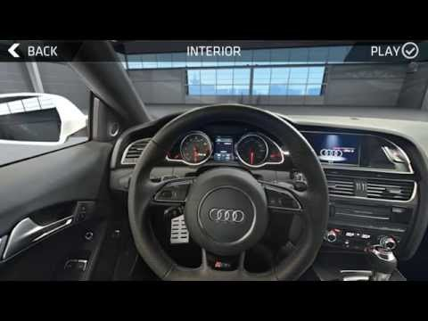 Sports Car Challenge 2 Audi RS5 Coupe