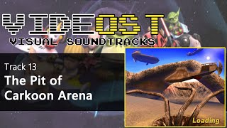 13 - Super Bombad Racing - The Pit of Carkoon Arena - [videOST]