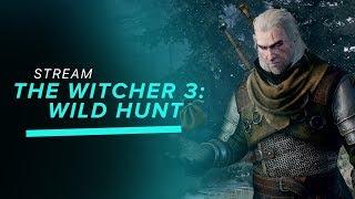 Самая лучшая в мире игра! (The Witcher 3 Wild Hunt)