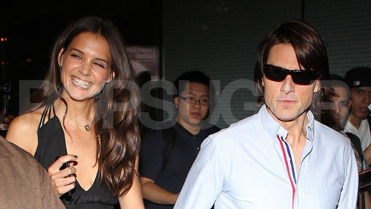 How Did Katie Holmes Get Away From Tom Cruise