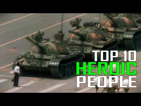 Top 10 Acts of Heroism by Common People