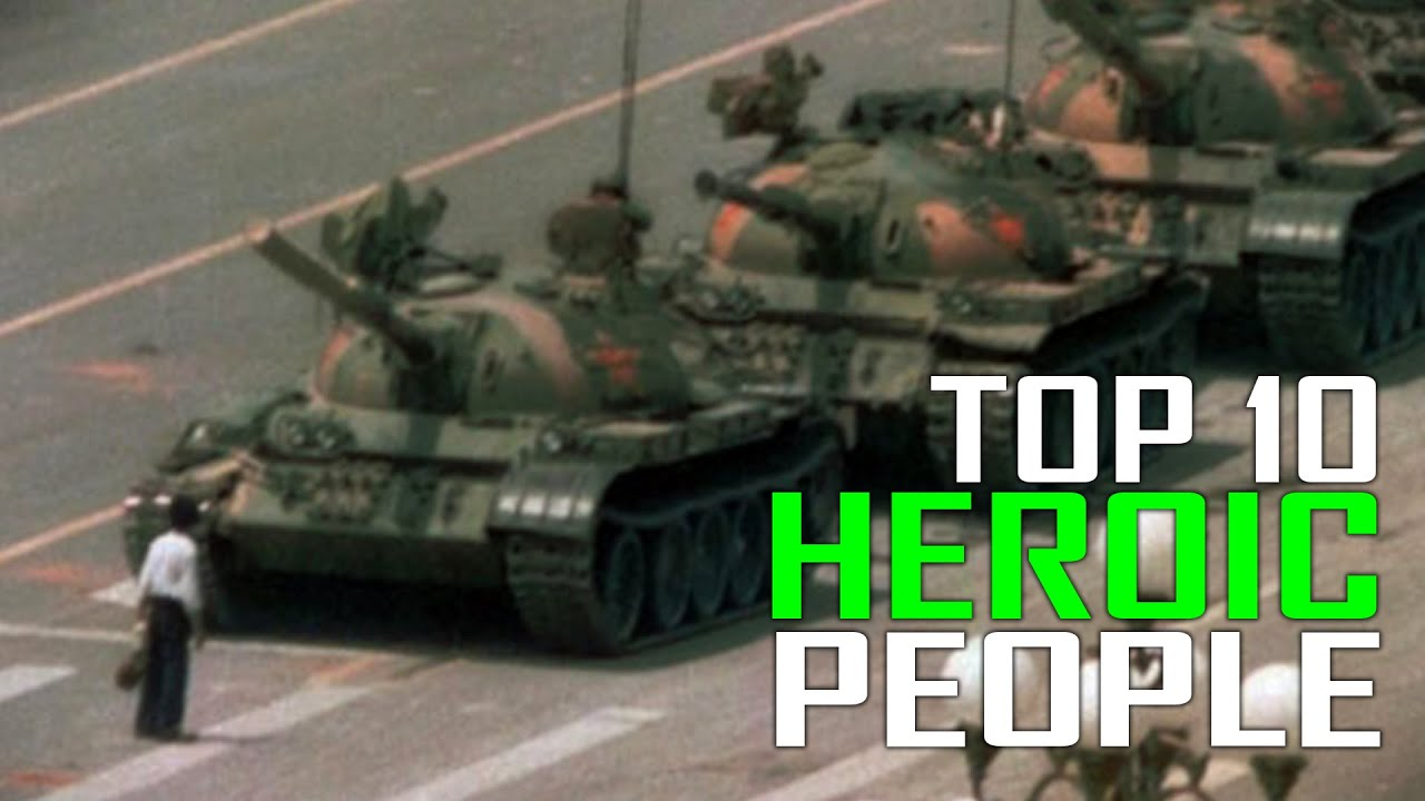 Download Top 10 Acts of Heroism by Common People