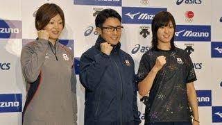 ソチ五輪日本選手団の公式ウエア発表