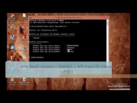 how to hack un wifi by bilel jareb w chouf brou7ik