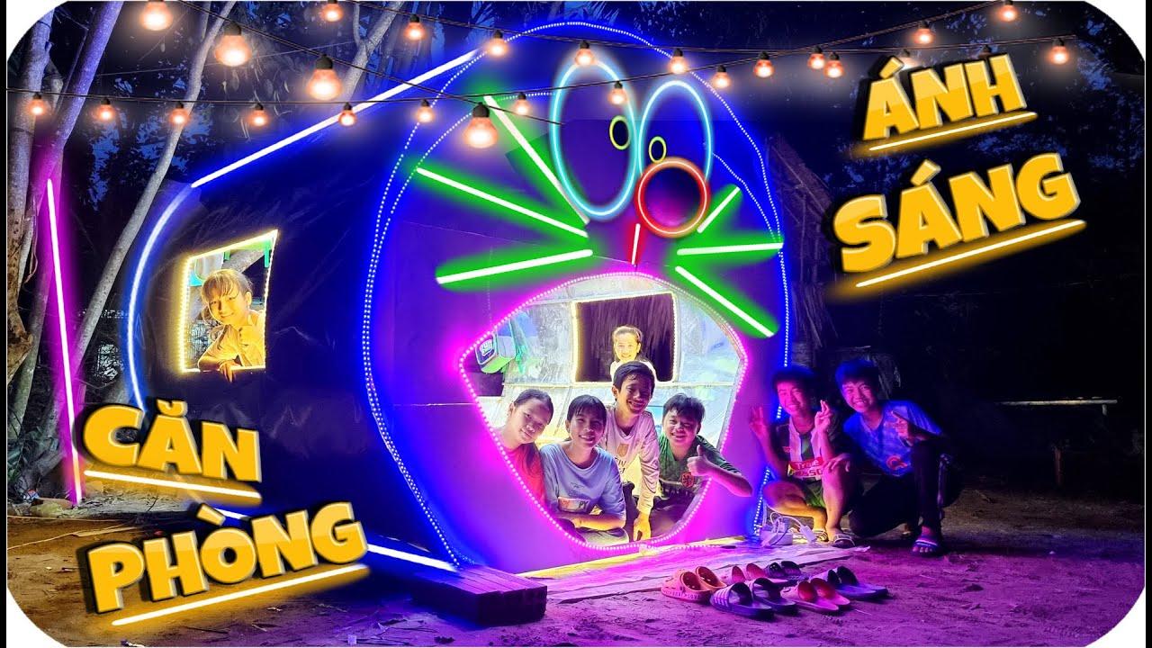 Tony | Một Ngày Sinh Hoạt & Ca Hát Trong Phòng Doraemon